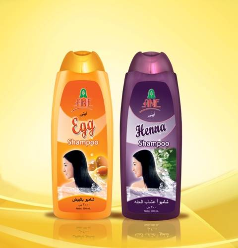 Ainie Shampoo Natural Extract 300ml