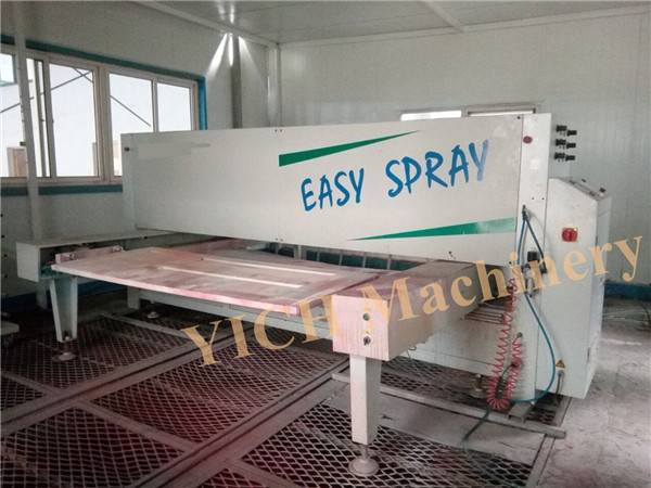Wood Door Painting Machine Paint Spraying Machine