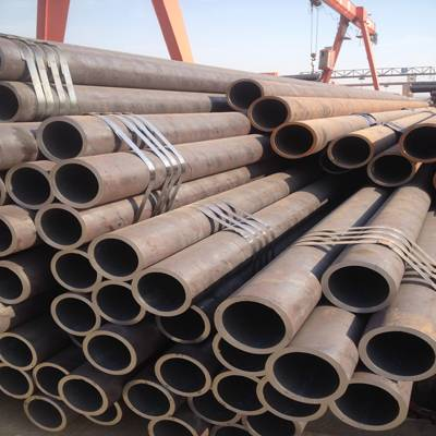 ST37-2 seamless steel pipes&tubes