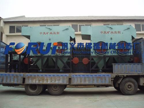 iron ore processing equipment-iron upgrading plant