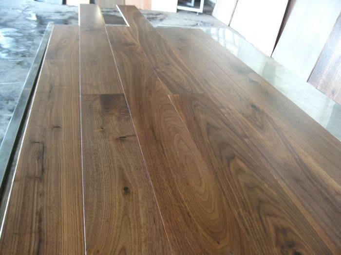 American walnut 3 layer  engineered flooring