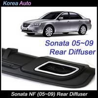 Hyundai NF sonata 2009 diffuser