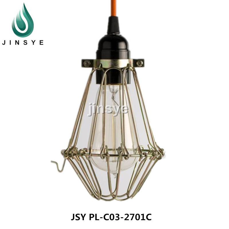 Industrial metal lamp shades pendant garden Light modern design