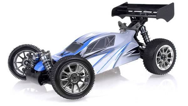 1/8 electric brushless buggy