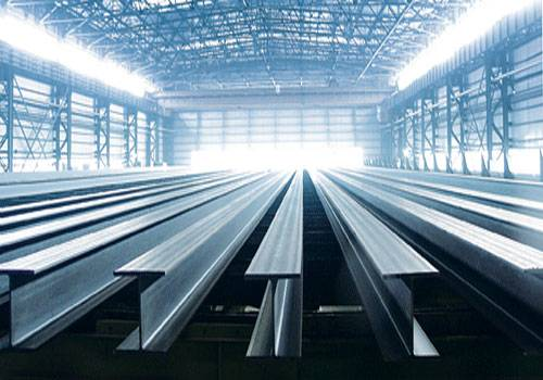 Steel H Channel