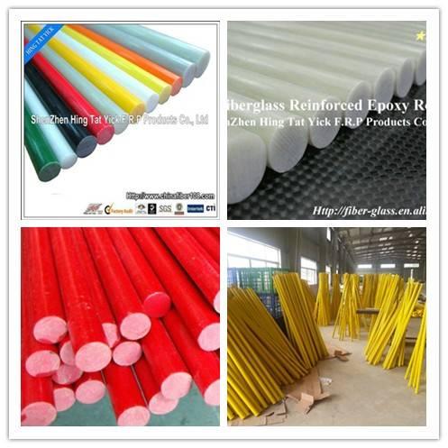 pultrusion glassfiber rod