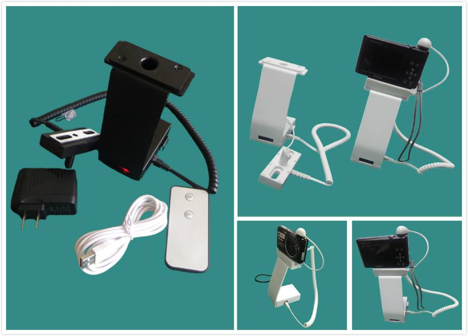 high quality alarm display stand for camera