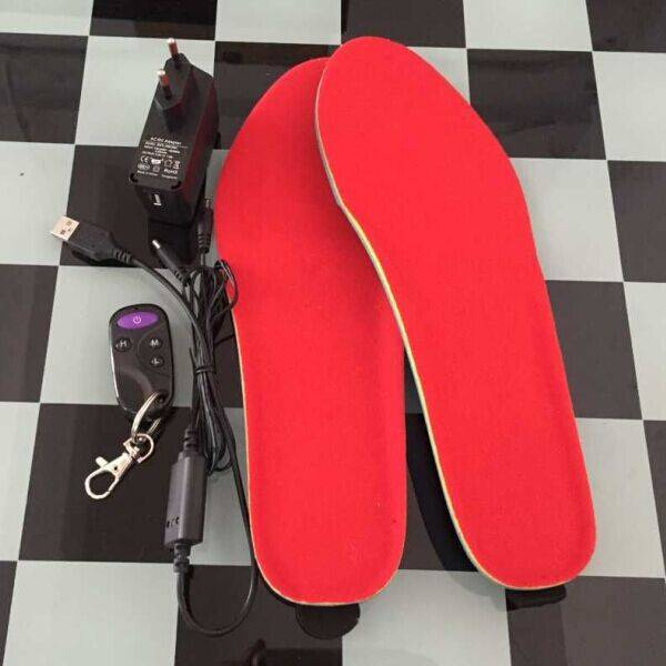 2015 Top High Quality Fashion Electric Heated Shoes Insole