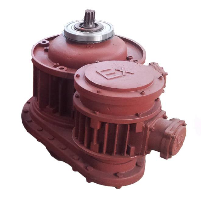 Mining or chemical plant used explosion-proof electric motor