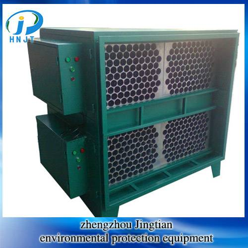 Oil fume purifier for restaurant: The best way to avoid Kitchen fumes pollution