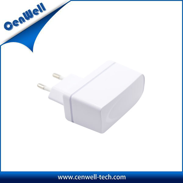 5v 2a USB Power Adapter From Cenwell with USB-Micro Cable