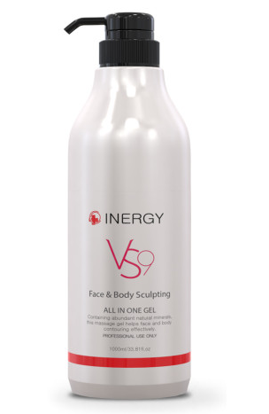 facial and body slimming diet gel for fat burning and losing weight Inergy Vs9 gel 1000ml