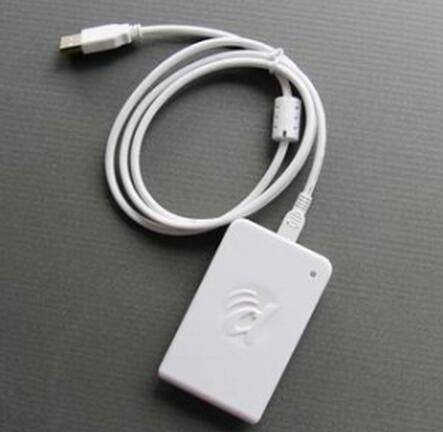 Manruta-R10 ISO11784/85 FDX-B animal RFID Desktop Reader