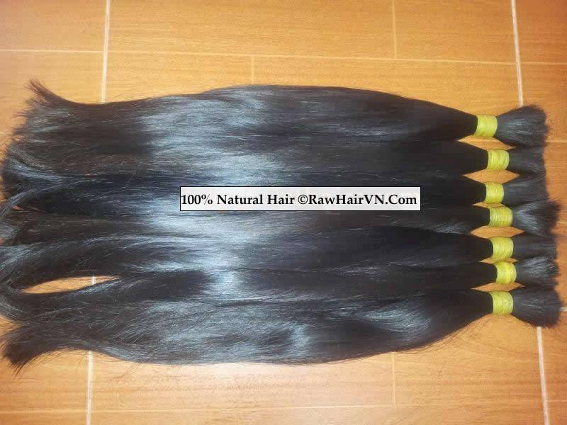 Best Looking Style Unprocessed 100% Real Raw Virgin Vietnamese High Quality Human Hair