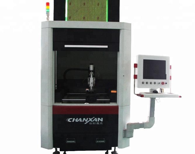 CW-6060J Precision Metal Cutting Machine Mini