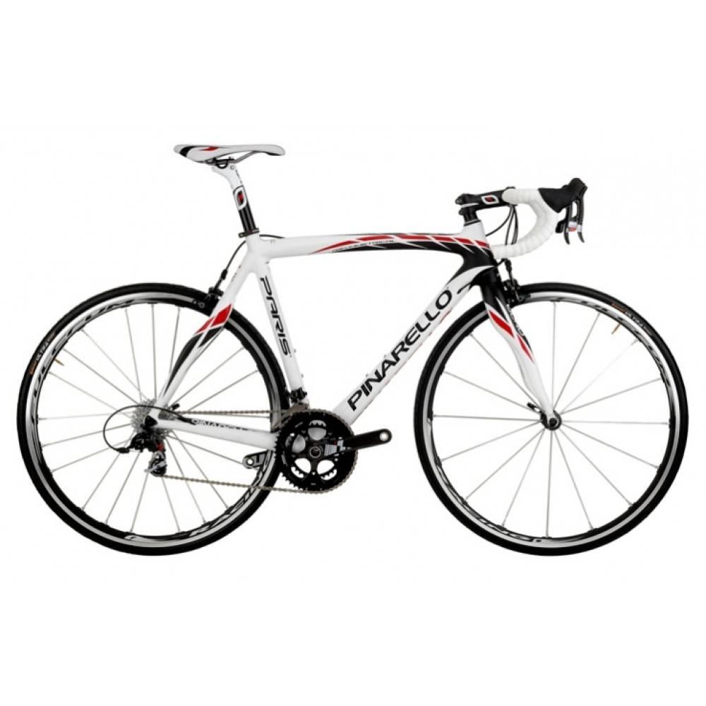 Pinarello Paris Carbon Red Bike 2012