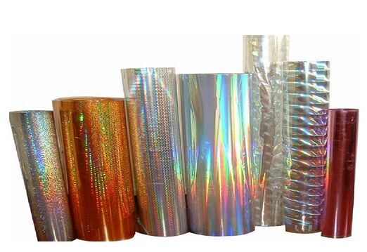 hot stamping foil transfer printing for PP,glass, metal, bamboo, PLA product