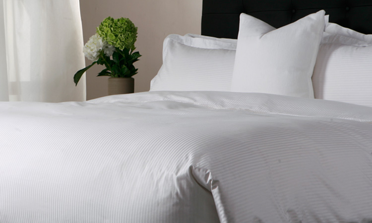 Wholesale Luxury Design 100% Cotton Colorful Hotel Linen Bed Sheet For Hotel