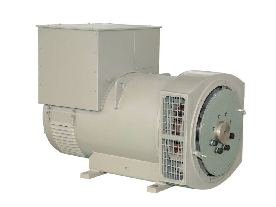 Three-Phase A. C. Synchronous Alternator (JDG series)