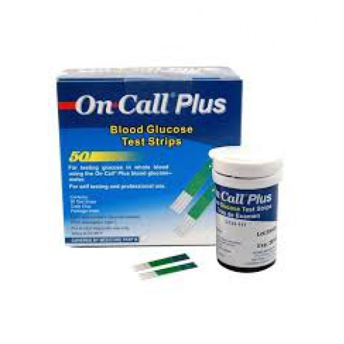 On Call Plus Test Strips