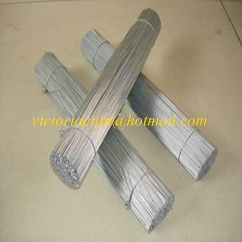 high quality cut wire iron galvanized manufacturer in China