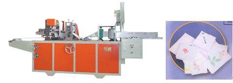 Napkin Paper Machine (DC-NPM-200/450I)