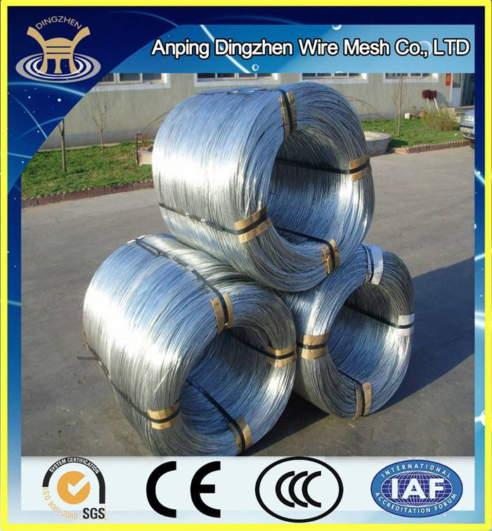 Best Selling Galvanized Iron Wire Price / High Quality Galvanized Iron Wire Supplier
