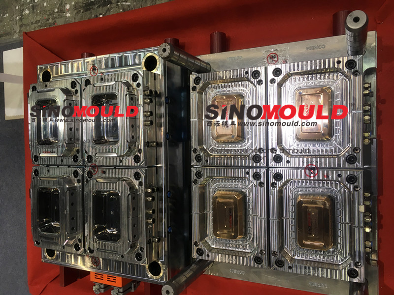 750ml Thin-Wall Box Mould