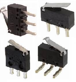 Smallest Snap Action Switch - AV4 Series