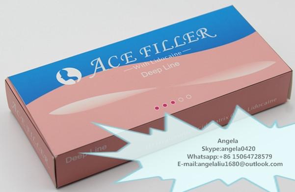 HOT SALE Dermal Filler Hyaluronic Acid Injectable Facial Dermis Filler/Gel