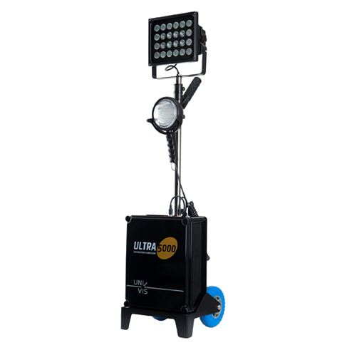 All-weather mobile LED working light LED ULTRA-5000