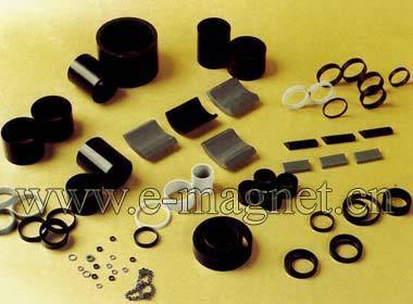 Injection Molded Bonded NdFeB Magnet