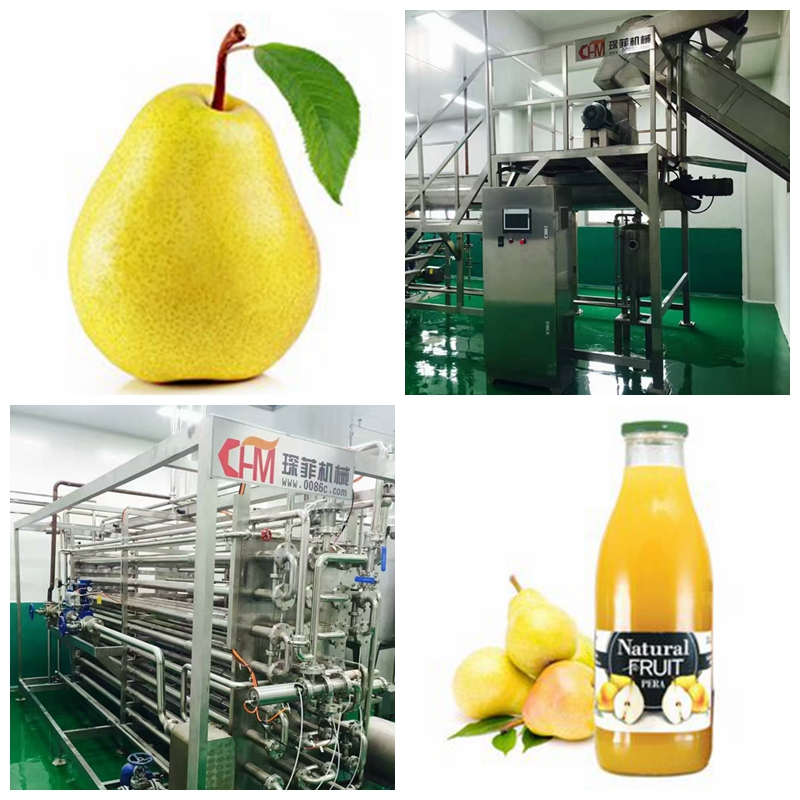 Pear Processing Line,pear juice production line machine