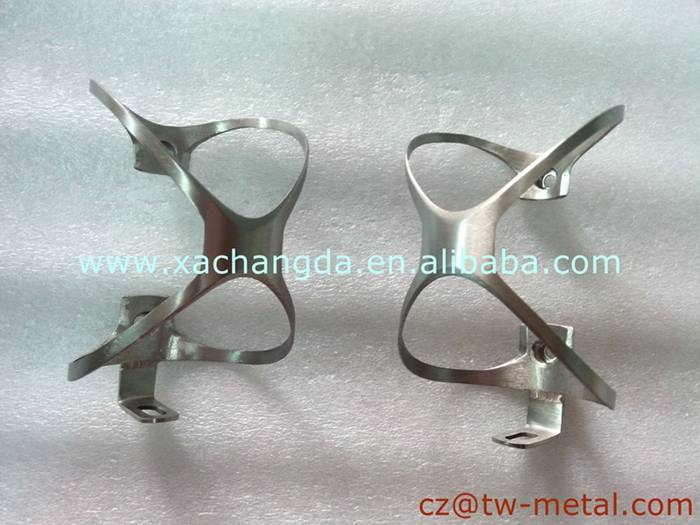 xacd made titanium bicycle  water bottle cages bike bottle holder