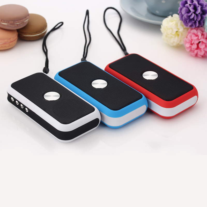 Hot private bluetooth speaker with power bank function 2000mah PW-BS716