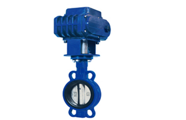 Cast Iron Butterfly VavleD971X-10/10Q/16/16Q Electric Drive TypeButterfly Valve