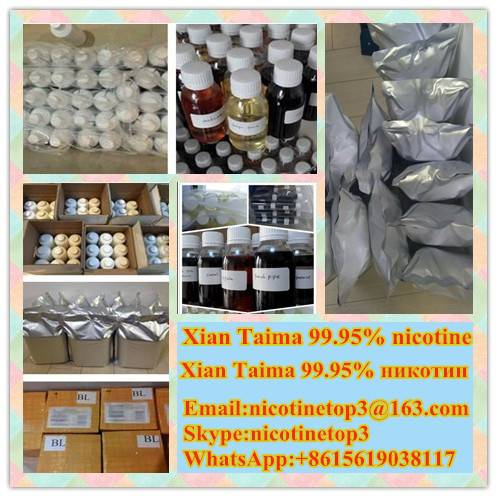 We hot sell pure nicotine, usp grade nicotine,liquid nicotine,99.95% pure nicotine