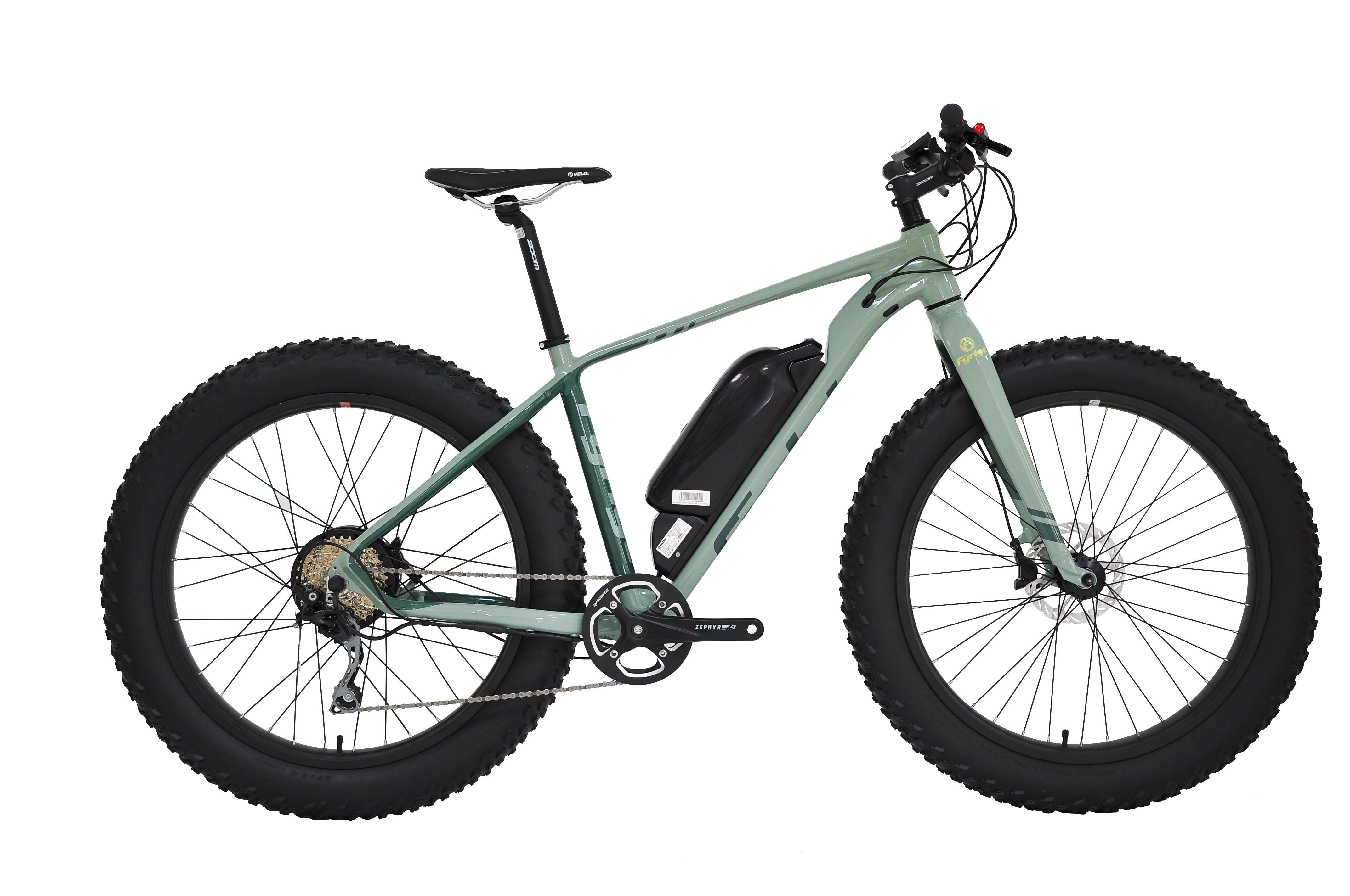 "26""4.0 Fat Electric Snow Bike"