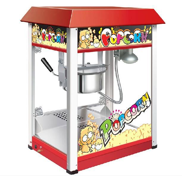 Hot Sale Small Electric Popcorn Machine