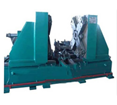 Horizontal Double-end Synchronization Flanger / Flanging Machine for Fuel Tank