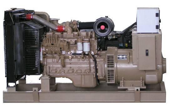 30kw Diesel Generating Set with Weichai Engine (K4100D-30)