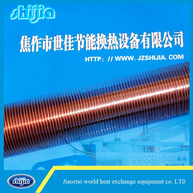 SHIJIA SJ-24 copper Fin Tube