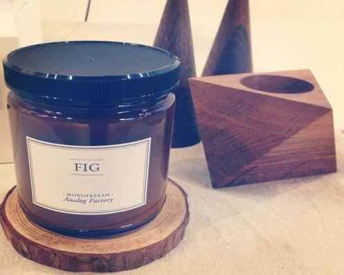 Analog factory Fig candle