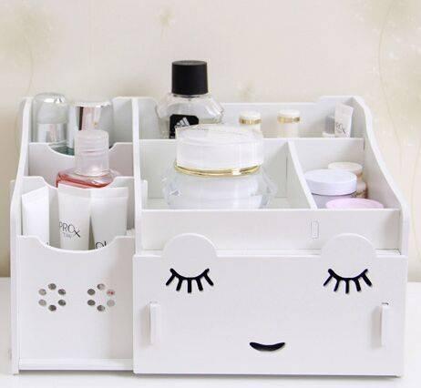 eco-friendly cosmetic storage box