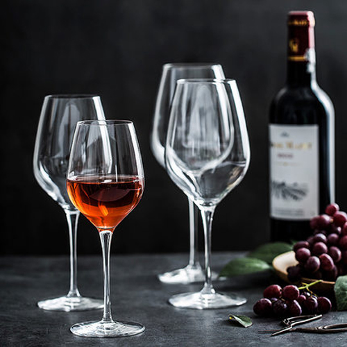 Elegant Wine Glass
