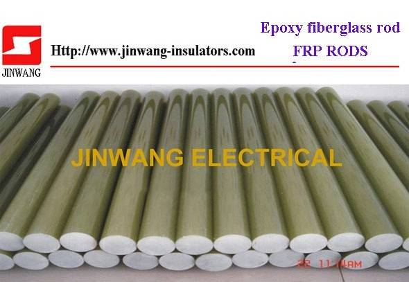 FRP Insulator Rods (8mm-130mmm)
