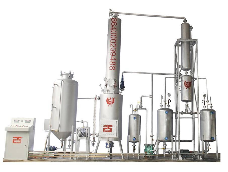 FS-HDM Series  Waste Lubricating Oil Distillation Plant