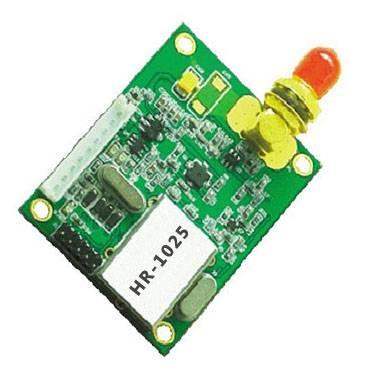 Low Power RF Transceiver Module (HR-1025)