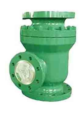 Automatic Recycle Valve