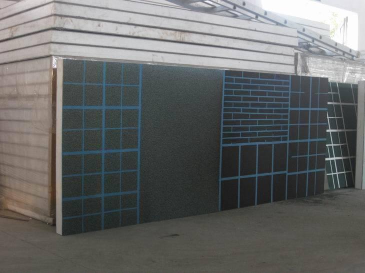 sandwich mgo wall panel 1220mm*2440*8mm